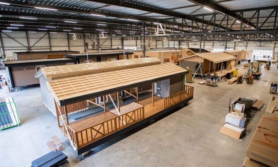 vacature-Timmerman houtskeletbouw