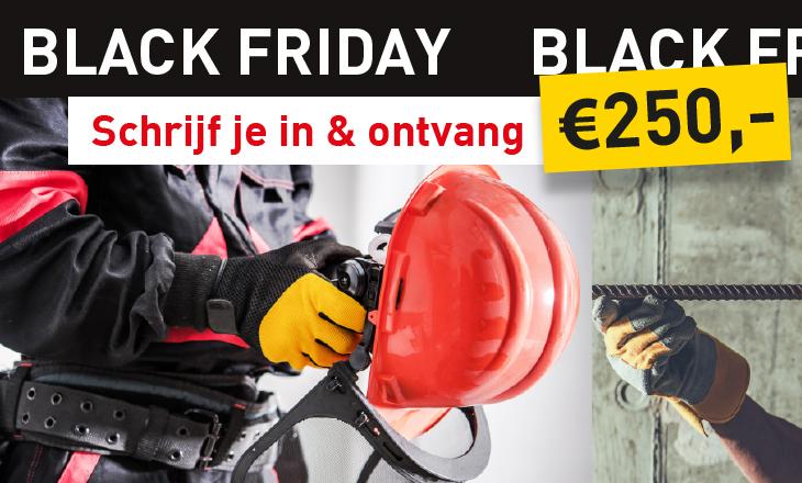 vacature-Black Friday bij Slager Dienstverlening