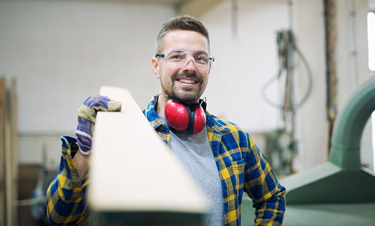 vacature-CNC Frezer hout